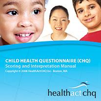 healthactchq chq child health questionnaire